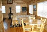 Location vacances Rapid City - Vacation Homes at Cole Cabins-2