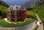 Hôtel Nuwara Eliya - The Wind Castle-2