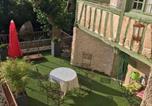 Location vacances  Yonne - Côté-Serein - Chambres de la Tour Cachée-2
