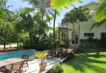 Hôtel Îles Cook - Sunrise Beach Bungalows