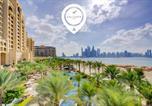 Hôtel Dubaï - Fairmont The Palm-1