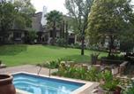 Location vacances Bloemfontein - De Witt'e Guest House-2