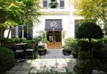Hôtel Levallois-Perret - Hôtel Regent's Garden - Astotel-4