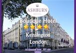 Hôtel Londres - Ashburn Hotel-1