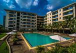 Location vacances  Myanmar - Sakura Residence & Hotel-2
