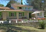 Location vacances Beaucaire - Placid Villa in Beaucaire South of France with Swimming Pool-2