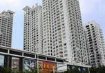 Location vacances Sanya - Xiaoyaoxuan Seaview Apartment-2