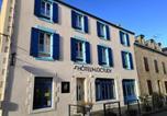 Hôtel Clohars-Fouesnant - L'Hôtel de Loctudy-1
