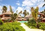 Location vacances  Tanzanie - Jambiani Villas-1