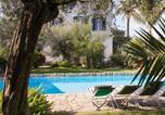 Location vacances Massa Lubrense - Appartamento in Villa con Giardino privato e piscina-4