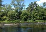 Location vacances Ellenville - Tentrr Signature - Historic Hudson Valley Riverside Hemp Farm-3