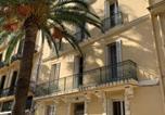 Location vacances Hyères - Oasis Hyérois: 3 p luxe 70 m2 + jardin privatif-1