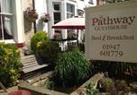 Location vacances Whitby - The Pathway Guesthouse-2
