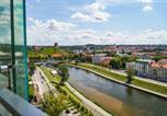 Location vacances Vilnius - Vilnius city best view apartments-3