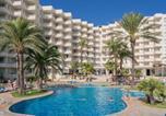 Hôtel Sant Llorenç des Cardassar - Aparthotel Playa Dorada-1