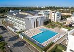 Hôtel Bibione - Residenza Turistica Alberghiera Blue Marine-4