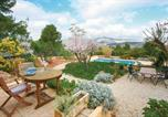 Location vacances Senija - One-Bedroom Holiday Home in Lliber-4