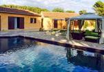 Location vacances Pertuis - Holiday home Avenue Pierre Augier-1