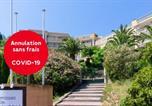Location vacances Théoule-sur-Mer - T2 Magnifique vue mer et terrasse-1