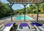 Location vacances Le Barroux - Le Barroux Villa Sleeps 8 Pool-2