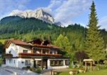 Hôtel Mieming - Berghaus Halali - dein kleines Hotel an der Zugspitze-1