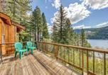 Location vacances Truckee - Classic Donner Lake View Cabin-1