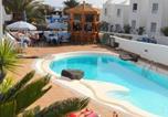 Location vacances Puerto del Carmen - Apartamentos Isla de Lobos - Adults Only-1