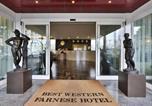 Hôtel Le baptistère - Best Western Plus Hotel Farnese-4
