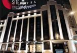 Hôtel Cantabrie - Silken Coliseum-1