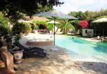 Hôtel Connaux - Santolines en Provence-2