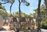 Camping avec WIFI Croatie - Mobile Homes Sara - Camping Baško Polje , Adriatic , Dalmatia-4