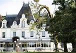 Hôtel Saint-Mars-du-Désert - Château de Maubreuil-2