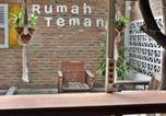 Hôtel Indonésie - Rumah Teman Backpacker-4