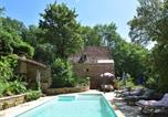 Location vacances Salviac - Modern Holiday Home in Besse with Swimming Pool-2