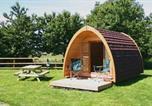 Camping Rietveld Schröderhuis (Maison Schröder de Rietveld) - Camping Buitenhuis-3