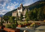 Hôtel Samedan - Hotel Walther Pontresina-1