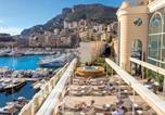 Hôtel 4 étoiles Eze - Hôtel Hermitage Monte-Carlo-2