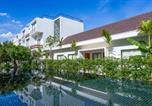 Hôtel Siem Reap - Lynnaya Urban River Resort-1