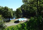 Camping en Bord de rivière Limousin - Camping Pont Du Dognon-3