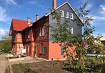 Location vacances Ronshausen - Altes Pfarrhaus Neustädt-2