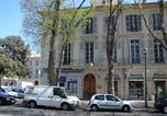 Location vacances Nîmes - Une âme à Nîmes : coté cour-4