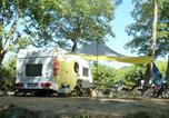 Camping 4 étoiles Villes-sur-Auzon - Camping La Coutelière-4