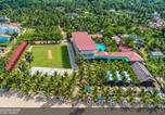 Hôtel Trincomalee - Jkab Beach Resort-4