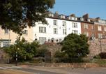 Hôtel Exmouth - Manor Hotel-1