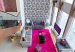 Location vacances  Émirats arabes unis - Dream Inn Apartments - 48 Burj Gate Penthouses-4
