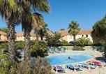 Villages vacances Bord de mer de la Grande-Motte - Résidence Odalys Le Grand Bleu-3