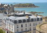 Hôtel Saint-Malo - Hotel De France et Chateaubriand-1