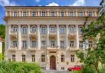 Hôtel Mariánské Lázně - Ensana Svoboda-3