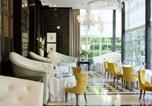Hôtel 4 étoiles Saclay - Waldorf Astoria Versailles - Trianon Palace-4