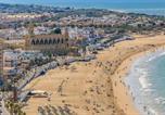 Location vacances Chipiona - Apartamento Playa De Regla, Chipiona, primera linea-4